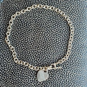 Silver 925 choker necklace